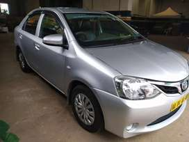 Toyota Etios GD BS lV Single owner well maintained