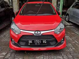 Toyota new agya TRD SPORTIVO 1.2 A/T 2017