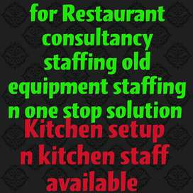 RESTAURANT STAFF ---CHEF--COOK---AVAILABLE -*HERE