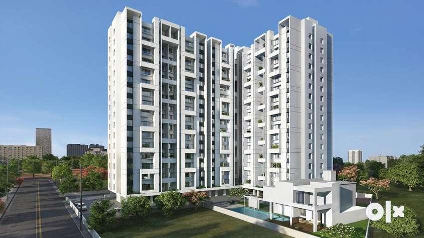 2 BHK Apartment for sale at Rohan Lehar 3 Baner 0