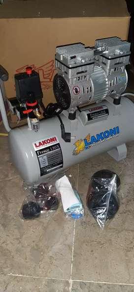 Kompresor Lakoni 30 liter super silent tanpa suara