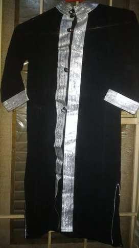 Baju gamish anak laki2 yg mewah (madinah)