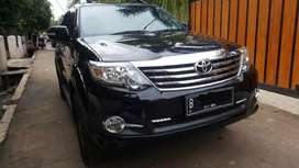 Totota Fortuner 2.7 G LUX AT 2014 TDP 10 JT