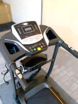Treadmill Elektrik / Fitness center // Jumat Gym 12.36