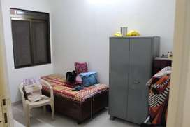 available 2 bhk on rent in teen hath naka.carpet area is 700sqft.
