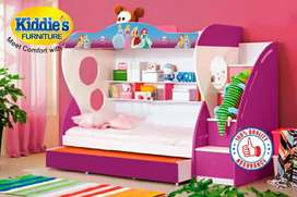 New bunker  bed  for  kids