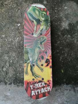 Skateboard 6 × 24 inches