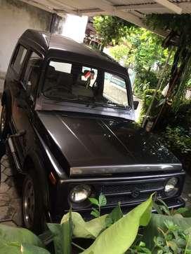 Suzuki Katana GX 2WD