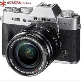 Fuji xt20 kit lens
