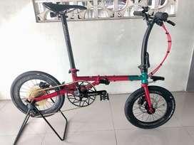 Sepeda Lipat Fnhon Gust Joker Discbrake