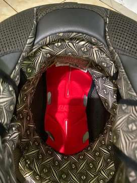 Helm KYT cross jumpshoot