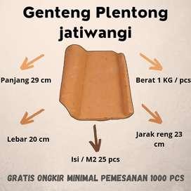 Genteng Plentong Jatiwangi