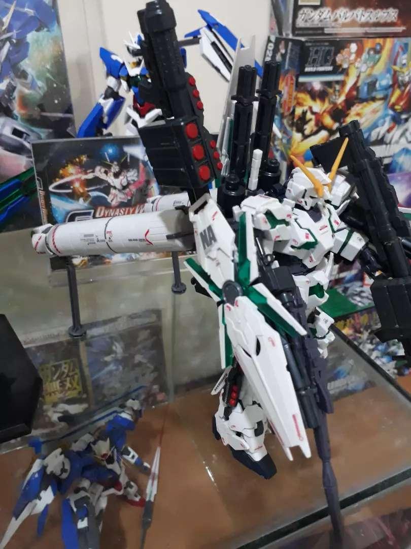 Gundam Unicorn Full Armor full decal 0