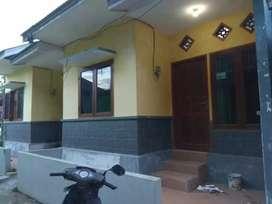 Rumah beton 2 kamar