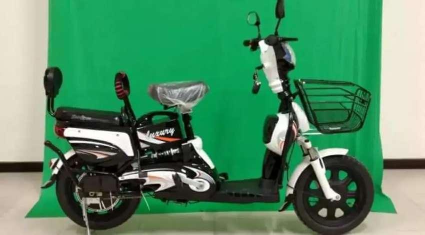 Sepeda listrik luxury area Jatim cod
