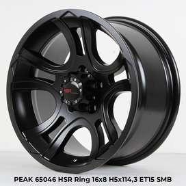 type velg PEAK 65046 HSR R16X8 H5X114,3 ET15 SMB