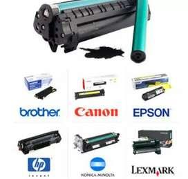 Laser printer Toner Refilling
