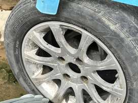 14Size Rim Tyre AvaiLable.