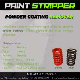"""""""POWDER COATING PAINT STRIPPER/REMOVER""""!"""