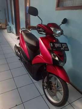 Di jual sepeda motor yamaha mio GT