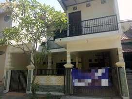 Rumah 2lantai dikontrakan murah perum pondok mutiara sidoarjo
