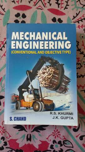MECHANICHAL ENGINEERING CONVENTIONAL AND OBJECTIVE