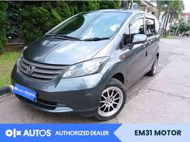 [OLXAutos] Honda Freed 1.5 S Bensin 2011 A/T Abu #EM31 Motor
