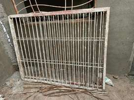 2 USED WINDOW/ROOF GRILLS for sale