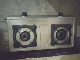 Gas stove n silai machine