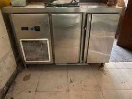 Commercial fridge