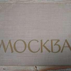 Fotografi Moskwa