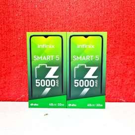 1504 Top Brand New Infinix Smart 5 3/64gb