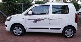 Maruti Suzuki Wagon R VXi BS-III, 2017, Petrol