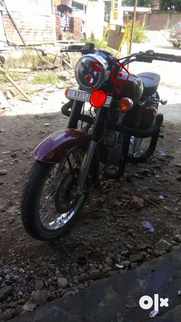 Royal Enfield Classic 350 IN SHOWROOM CONDITION 0