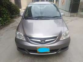 Honda city 2006 manual Karachi no
