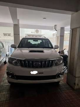 Fortuner 3.0 for sale in good condition