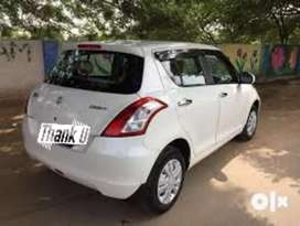 New Swift car on hire/taxi with driver