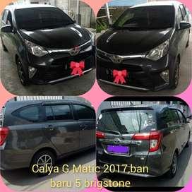 Toyota Calya G Matic 2017