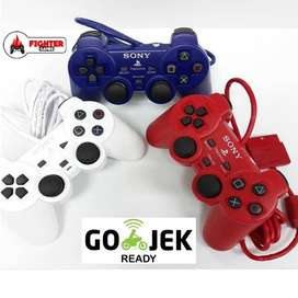 Stick Stik PS2 ORI PABRIK SONY >>READY GOJEK