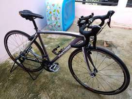 Sepeda Balap Road Bike Polygon Helios F3 Full Upgrade