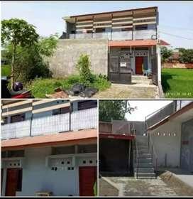 Jual rumah kos kostan 2 lantai di gedongkuning Banguntapan