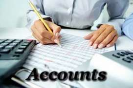 GST & Tally Knowledge Candidates for Accountant,Billing & Cashier job