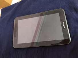 Samsung tab 2 GTP3100 16GB
