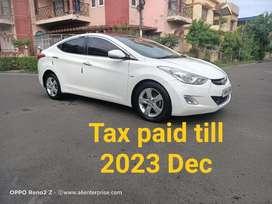 Hyundai Elantra 2.0 SX Option, 2013, Diesel