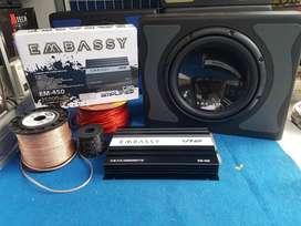 Ready Paket audio Embassy Suara HOREG (asy'ari audio)