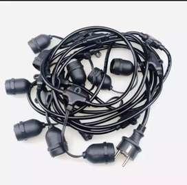 Kabel lampu CAFE 10 meter