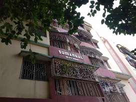 2 bed room lavish flat, pleasent veiw at 99 BT Road.khardah.