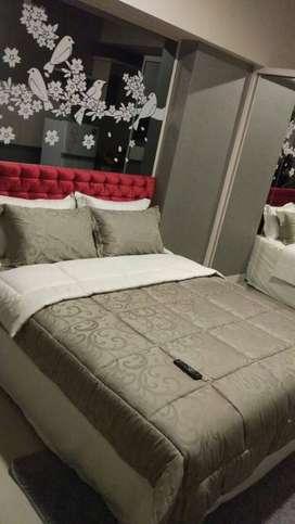 Apartment Pakuwon Mall Orchard [Selantai dengan Kolam Renang]