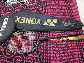 Genuine Yonex badminton  racquet