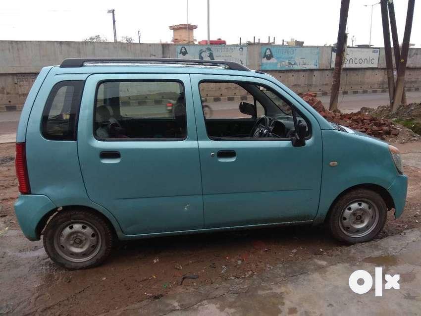 Maruti Suzuki Wagon R 2008 CNG & Hybrids Well Maintained